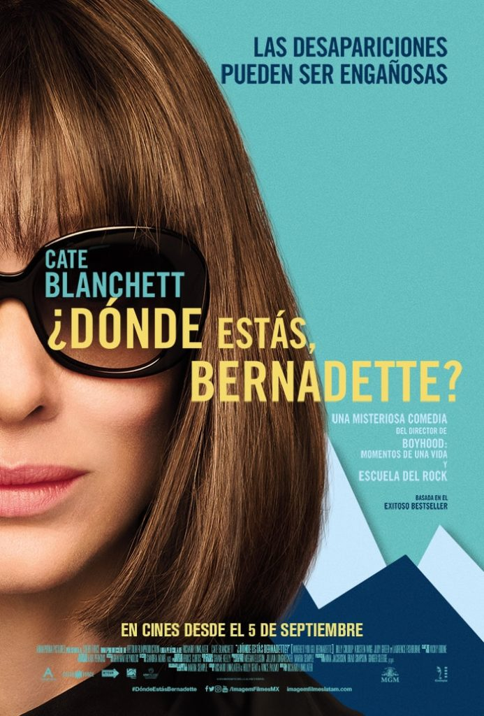 Donde Estas Bernadette?