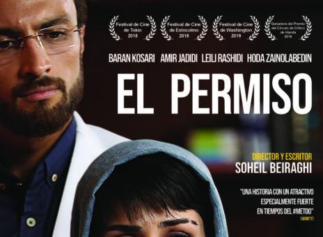 AFICHE CINETOPIA - EL PERMISO 700 X 1034